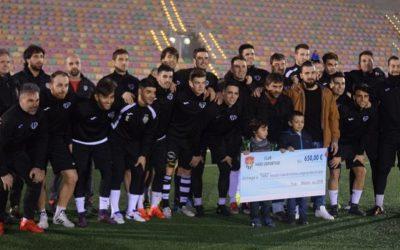El Haro Deportivo nos dona 650 euros