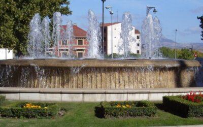 La Fuente de Murrieta y el Revellín lucen en DORADO