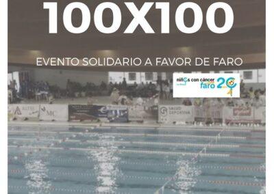 100 X 100 Natación