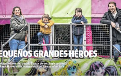 PEQUEÑOS GRANDES HÉROES